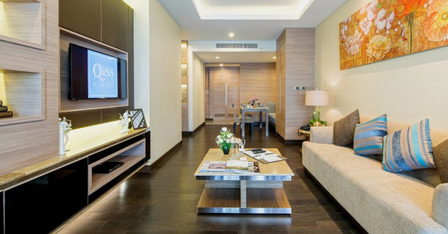 1 Bedroom Executive 65 sqm